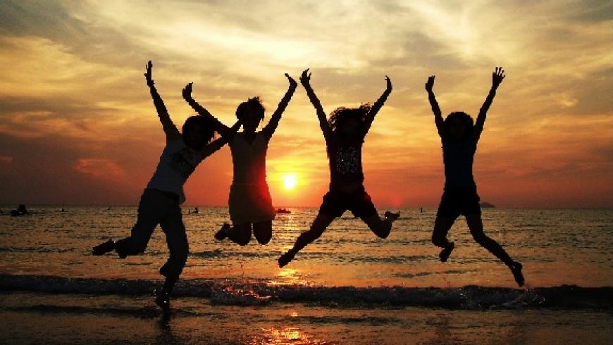 19 maart: 'Vier jouw Vitaliteit'