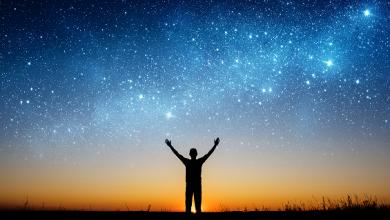 28 mei: 'Vrijheid in Verbinding met de Kosmos'
