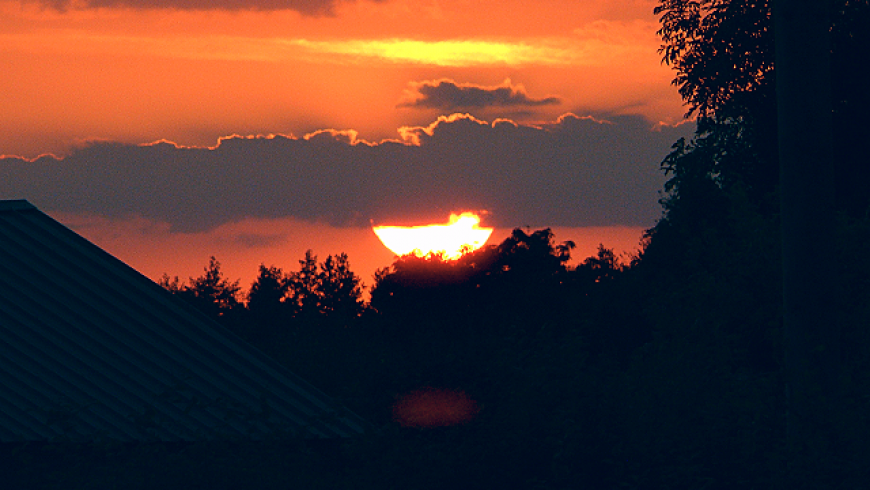 4 juni: 'Vier de Overvloed van de Zon'